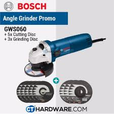grinder tool bosch. bosch gws060 professional angle grinder 4\ tool