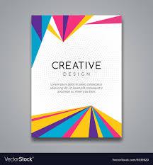Flyer Background Design Free Business Report Design Flyer Template Background