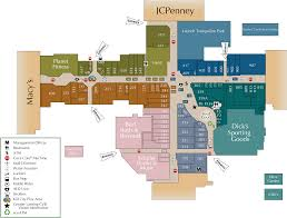 meridian mall directory map