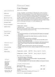 It Manager Resume Summary Shift Manager Resume Resume Summary Of ...