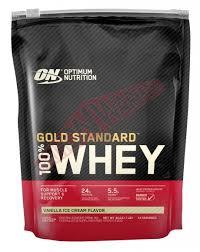 <b>Gold Standard 100</b>% Whey by Optimum Nutrition - Big Brands ...
