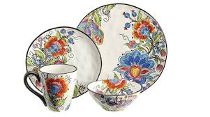 Mcleland Design 32 Pc Stoneware Dinnerware Sets Mcleland Design Olivia 16 Pc Stoneware Dinnerware Set New Order By 12 19 Xmas