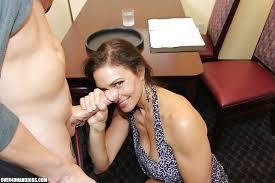 Lusty mature hand jobs