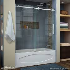 unconditional bathtub shower doors new amazing door glass throughout bathroom tub shower doors