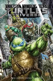 ninja turtles. Plain Ninja Teenage Mutant Ninja Turtles Universe Vol 1 Intended N