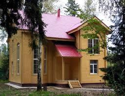 Дом в Дымере Затишний будинок