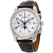 longines master collection wristwatches longines master collection mens watch l2 773 4 78 3
