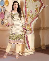 Embroidered Karachi Style Semi Lawn Suit 34 Off Rs 2059 00 Only