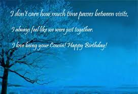 Happy Birthday Cousin Quotes Enchanting Birthday Wishes For Cousin Quotes