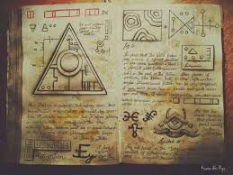 portal pages 1 journal 3 gravity falls by kisaraakiryu