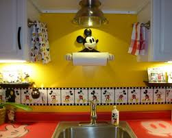 the LOVE of Disney! My kitchen. Love the colander light. Want to do