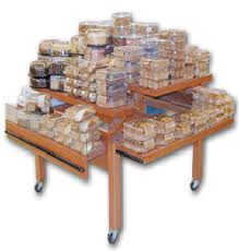 Bakery Display Stands Bakery Displays Refrigerated Case Pastry Shelves 92
