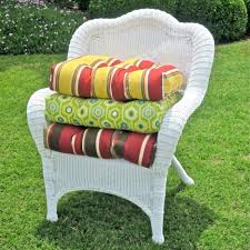 Wicker Settee Replacement Cushions Cushion Covers 96x96 Refill