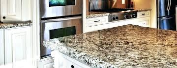 granite countertop examples kitchen black granite countertops