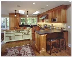 Mission Oak Kitchen Cabinets Mission Arts And Crafts Kitchen Cabinets Kitchen Set Home
