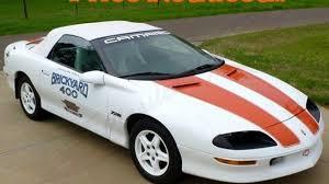 1997 Chevrolet Camaro Classics for Sale - Classics on Autotrader