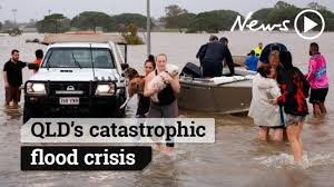 Image result for Australian flooding kills 500,000 cattle