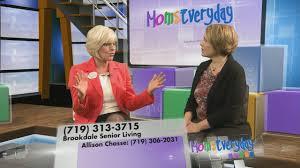 KKTV 11 News - What is CCRC? Allison from Brookdale Senior ...