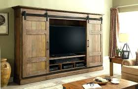 outdoor tv cabinet barn door cabinet image of sliding barn door stand barn door outdoor cabinet