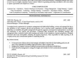 Customer Service Resume Summary Sap Pm Consultant Sample Resume