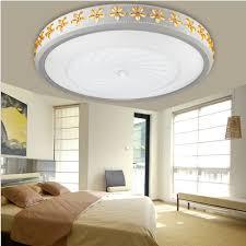 Modern Ceiling Lights For Bedroom Online Buy Wholesale Crystal Flush Mount Ceiling Lights From China