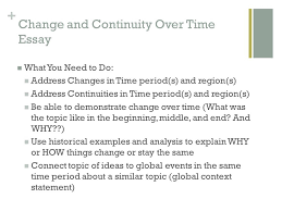change over time essay examples okl mindsprout co change
