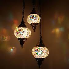 variation of turkish moroccan tiffany hanging glass mosaic lamp light uk er b x trend turkish