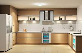 Small Picture Light Coloured Contemporary Kitchen Cabinets Ipc182 Modern
