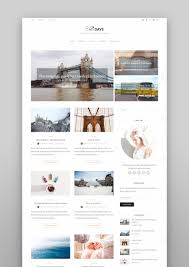 Best Architecture And Design Blogs 20 Best Wordpress Travel Themes For Adventurous Blogs