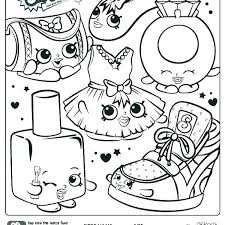 Shopkins Printable Coloring Pages Print This Coloring Page Shopkins