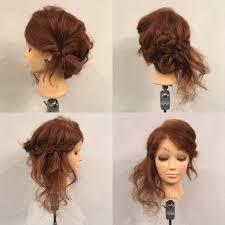サイドアップヘアアレンジ特集で大人かわいい髪にhair