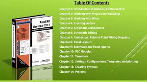 Autocad Electrical 2014 For Electrical Control Designers Autocad Electrical 2014 For Electrical Control Designers