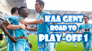 Kaa Gent - 2016-17 - Road To Play-Off 1 - YouTube