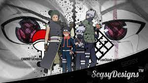 Kakashi And Obito Background - 1280x720 ...