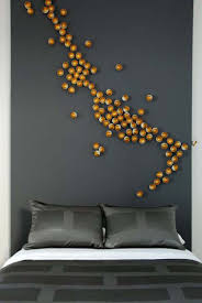 unique wall decoration is inside the bedroom in the residence on large wall decor for bedroom with 30 wall decor ideas for your home