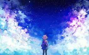 Aesthetic Anime Girl Wallpapers on ...
