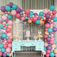 What Are Some Simple Birthday Balloons Decoration Ideas At Home Simple Balloon Decoration Ideas At Home