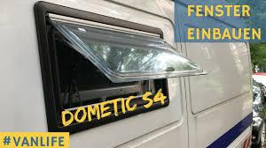 Wohnmobil Fenster Einbauen Seitz S4 Sprinter Van Conversion