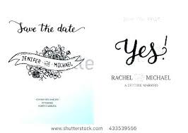 Save The Date Template Word Save The Date Party Template