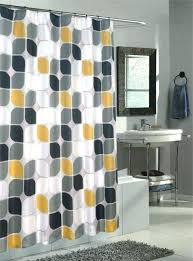 yellow grey shower curtain yellow silver grey and teal curtains grey and teal chevron fabric medium