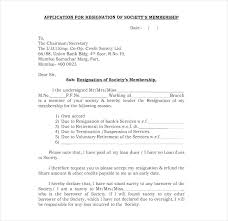 How To Write A Termination Letter To An Employer Unique 48 Membership Termination Letters Free Word PDF Format Download