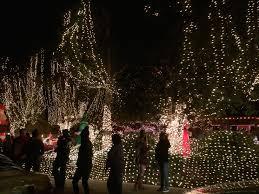 Garrison Street Lights Point Loma Festive Fun The Gift Of Travel