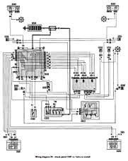 fiat uno electrical wiring diagram and troubleshooting