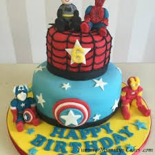Boys Birthday Cakes Yummy Mummys Cakes Cakes For All Occasions