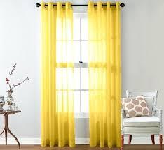 yellow sheer curtains 63 yellow sheer curtains captivating grommet sheer curtains sheer grommet curtains 108