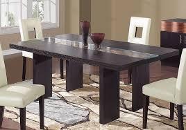 innovative modern dark wood dining table dark wood dining room chairs interior design