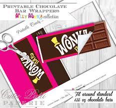 wonka chocolate bar wrapper. Fine Chocolate Il_570xn On Wonka Chocolate Bar Wrapper W