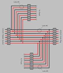 slot car wiring diagram slot image wiring diagram ho slot car racing strak modular slot car track on slot car wiring diagram