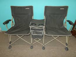 lot 7 maccabee double camping chair