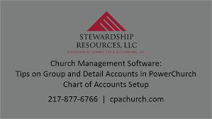 Video Tutorials Stewardship Resources Llc Powerchurch